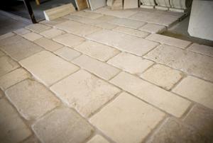 Limestone Company Flooring Design