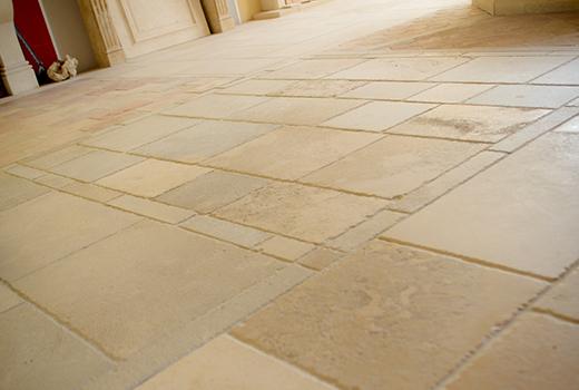 Limestone Company Flooring