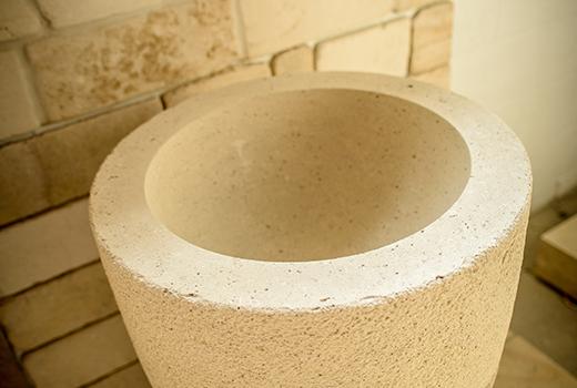 Limestone Company Sink Design