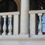 Limestone Columns