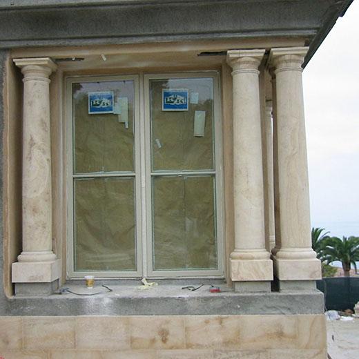 Best Limestone Company Limestone Columns