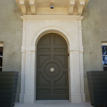 Limestone Door Surrounds