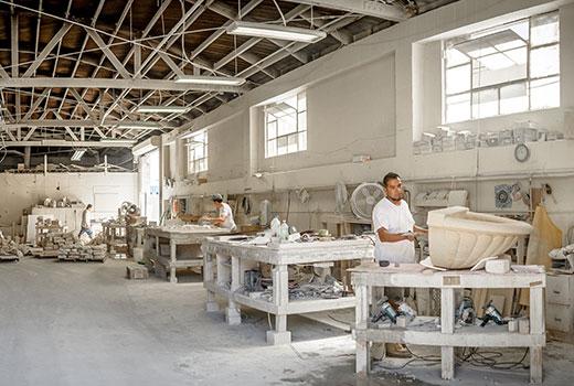 Inside Our Limestone Company