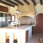 Limestone Kitchen Hoods