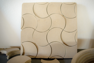 Limestone Company Curved Tiles