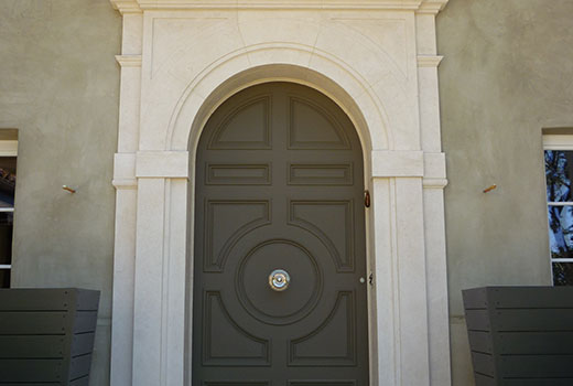 exterior door surrounds