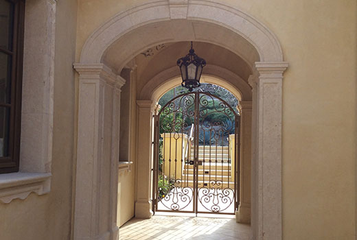 exterior door surrounds