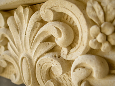 Limestone Wall Designs