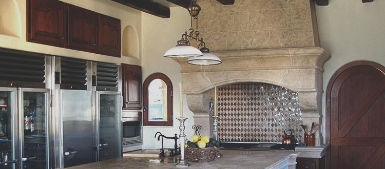 Marble Countertops and Limestone Art