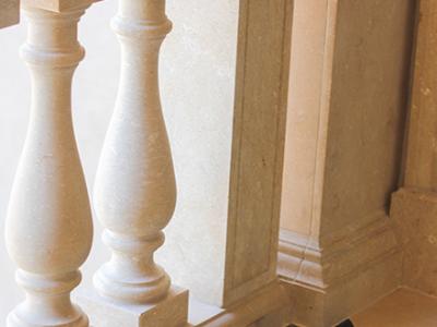 Limestone Company Pillars