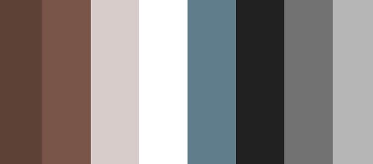 Limestone Company Color Combinations