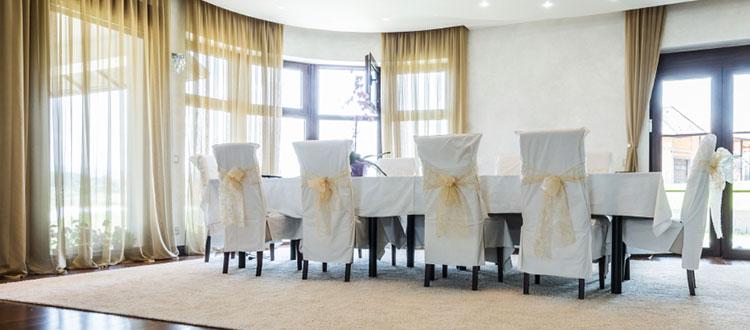 Limestone Company Dining Room Design