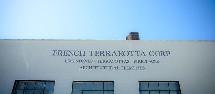 Experienced Limestone Company French Terrakotta