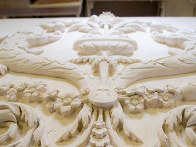 Beautiful Limestone Sculpture for Outdoor Decorating 5-20