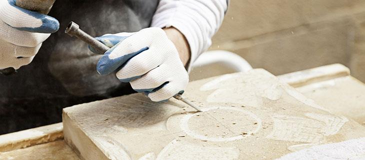 Hire a Limestone Company to Build a Custom Limestone Piece for Your Home Design