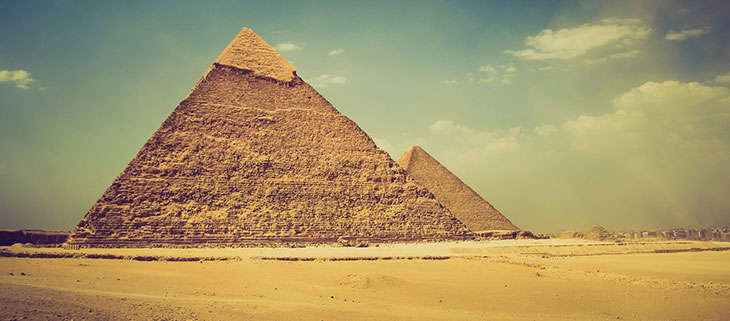 The Great Pyramids and Other Famous Historical Sites Used Limestone in their Design