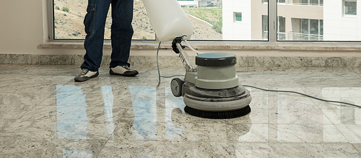 Maintaining the Shine of your Marble