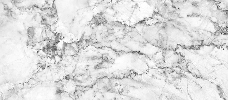 Marble with the classic marble look of powder white and grey veins