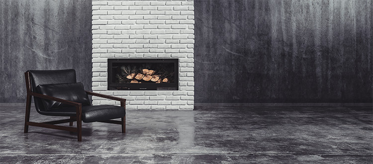 Fireplace-constructed-of-limestone