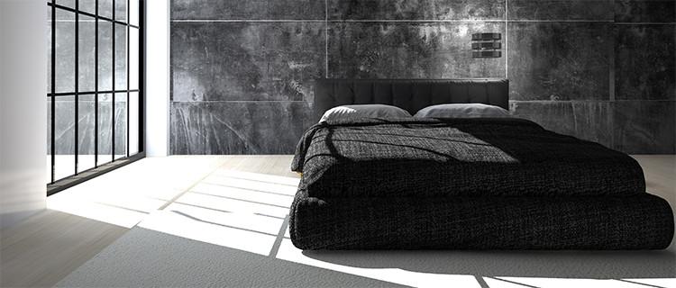 Marble-back-drop-in-modern-bedroom