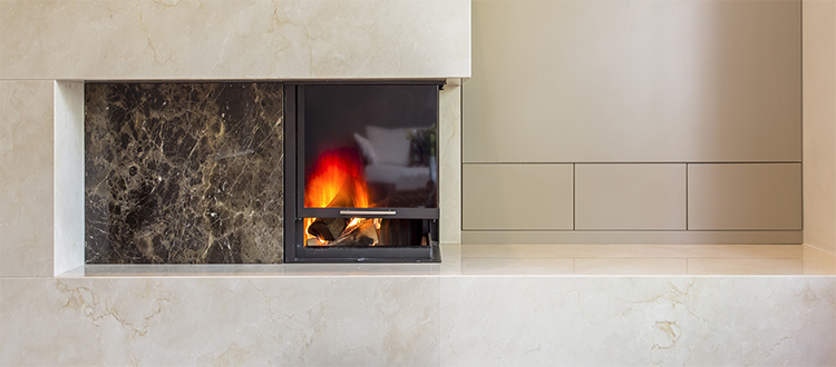 Marble-fireplace-as-centerpiece