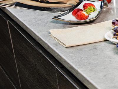 Limestone-countertop-in-kitchen