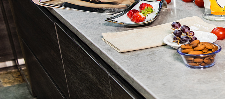Limestone-countertop-in-kitchen