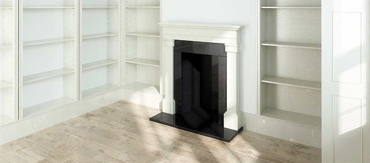 Marble-fireplace-in-new-home