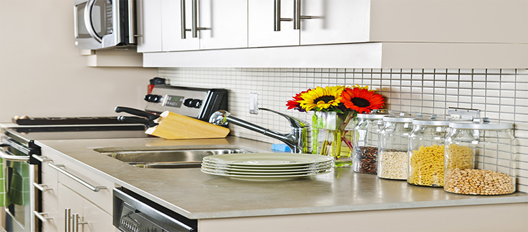 limestone-countertops-in-kitchen