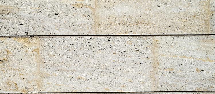 limestone-plates-on-wall