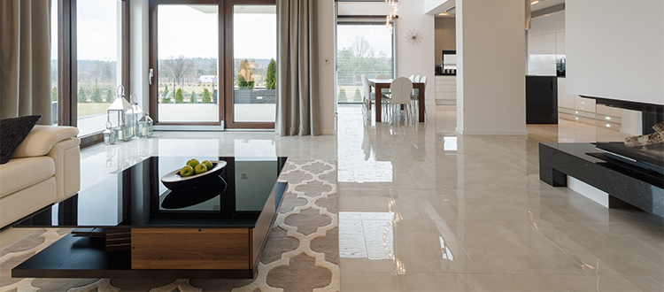 biggest advantages marble flooring
