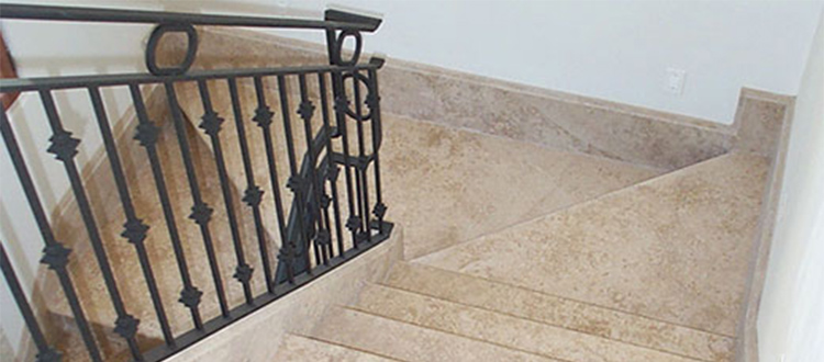 stairs-made-of-limestone