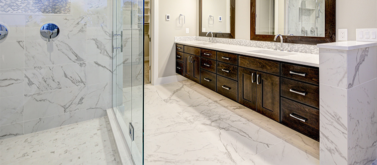 modern-bathroom-with-marble-floors