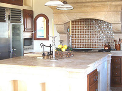 limestone-countertop-and-sink