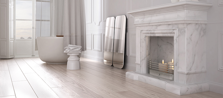 cohesive-space-with-marble-fireplace