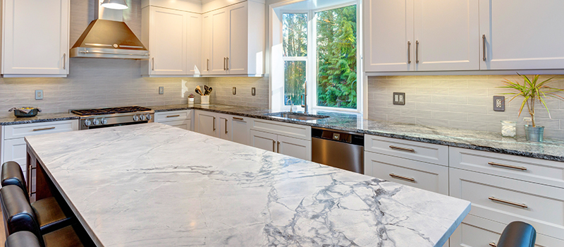 Cost Considerations For Marble Countertops