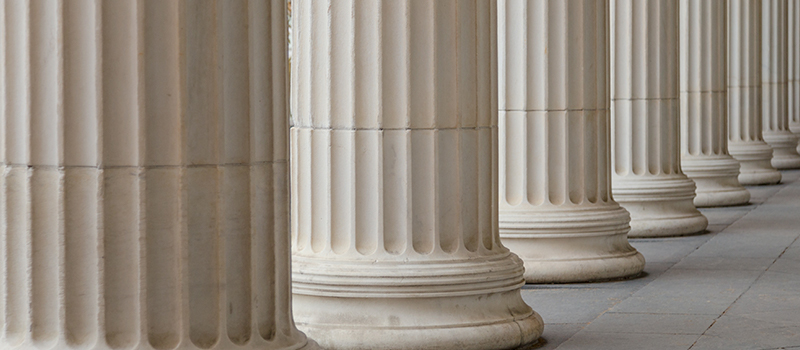 The History of Marble Columns